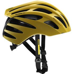 Mavic Ksyrium Pro MIPS Kask rowerowy Mężczyźni żółty/czarny